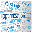 OPTIMIZATION Tag Cloud (engineering process improvement quality)