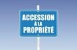 panneau accession à la propriété