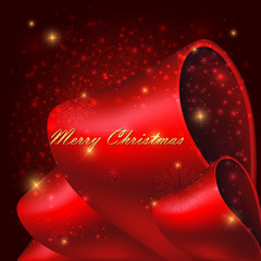 holiday abstract Christmas background