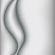 Elegant silver gray background