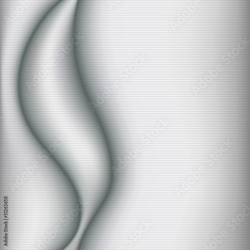 Elegant silver gray background