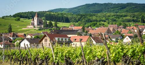 Village bucolique