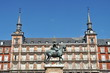 Plaza de Mayor, Madrid, Spain