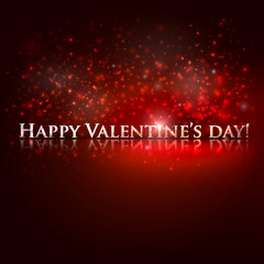 happy valentine's day. holiday background