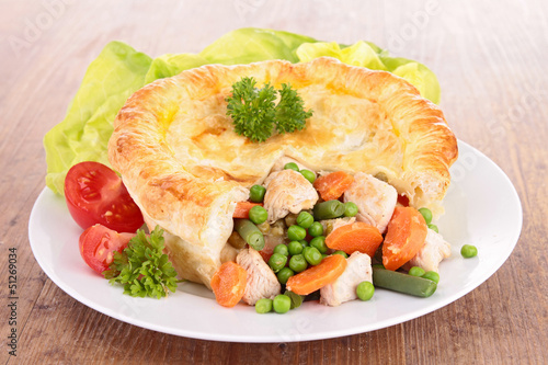 chiken pot pie