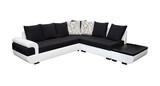 Dual tone sofa