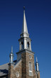Quebec, the historical church of