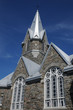 Quebec, the historical church of Baie des sables