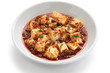 Leinwanddruck Bild - sichuan mapo tofu, chinese food
