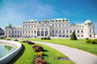 The Belvedere  Palace.