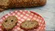 Tostadas de pan de semillas