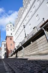 Szczecin - Zamek Książąt Pomorskich w Szczecinie