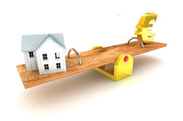 Housing Euro Illustration