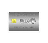 Global credit card