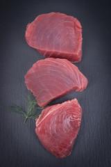 Thunfischsteaks