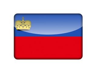 The Liechtenstein flag