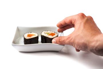 Take one sushi