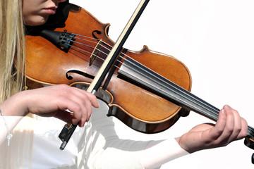 Das Violinenspiel