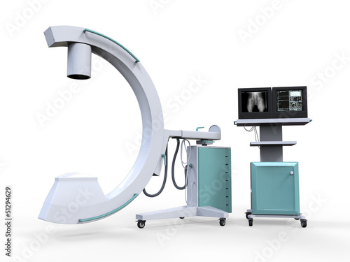 C Arm X-Ray Machine Scanner