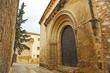 Iglesia románica de la Santa Cruz, Baeza