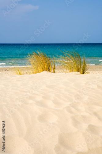 canvas print picture Dune di Porto Pino, Teulada, Sardegna