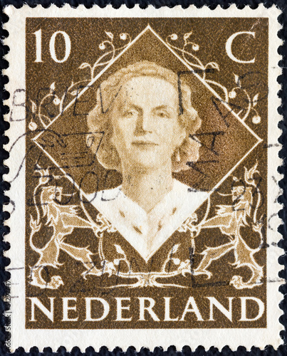 Queen Juliana (Netherlands 1948)