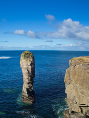 Sea Stack, Orkney, Scotland