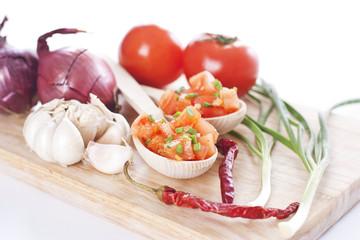 Tasty salsa