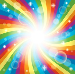 Image with rainbow theme 4