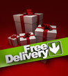 Present, free delivery
