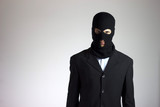 ladro (criminale) in giacca elegante