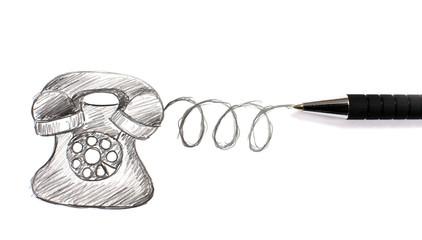 téléphone communication