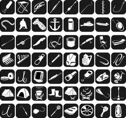 Иконки для рыбалки
