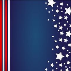 American Flag Desig