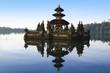 hindu lake temple bali indonesia