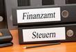 Finanzamt und Steuern