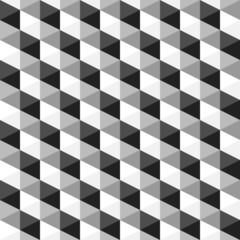 abstract monochrome geometric pattern