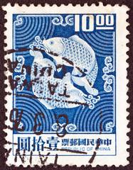 Double Carp (Taiwan 1969)