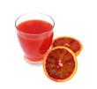 Red orange juice