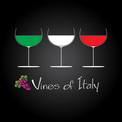 vino, italia