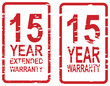1 Year Warranty Stamps
