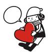 バレンタインイメージ