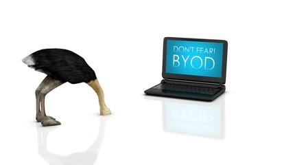 Dont fear BYOD