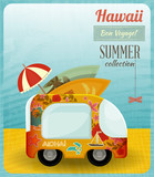Hawaii Card Bus