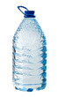 Plastic bottle water