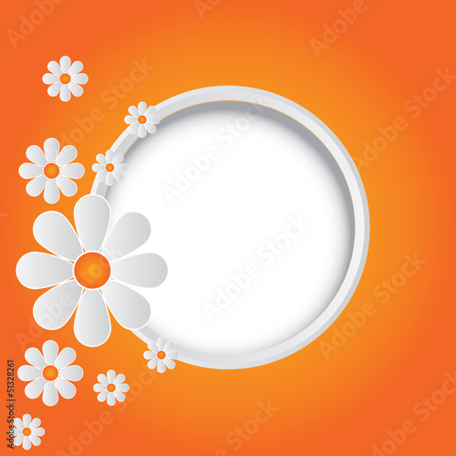 Vector happy mothers day background/card