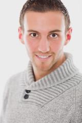 Portraitaufnahme