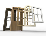Doors and windows selection
