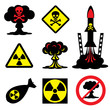 radiation hazard and nuclear weapons