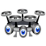 Surveillance Drone poster